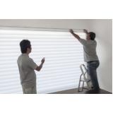 cortina para porta de vidro preço Vila Nogueira