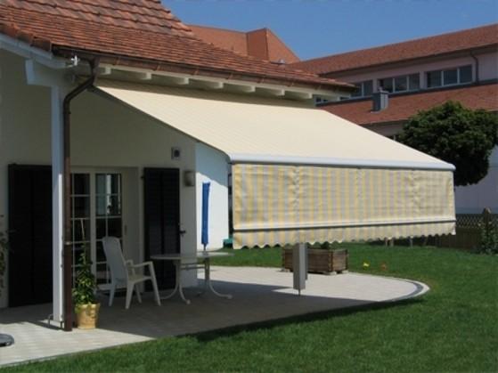 persiana na cozinha no Jardim Educandário