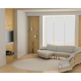 venda de cortina para sala local Cidade Monções